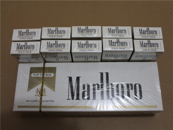 Website Marlboro Gold Regular Latest Style 100 Cartons Cigarettes