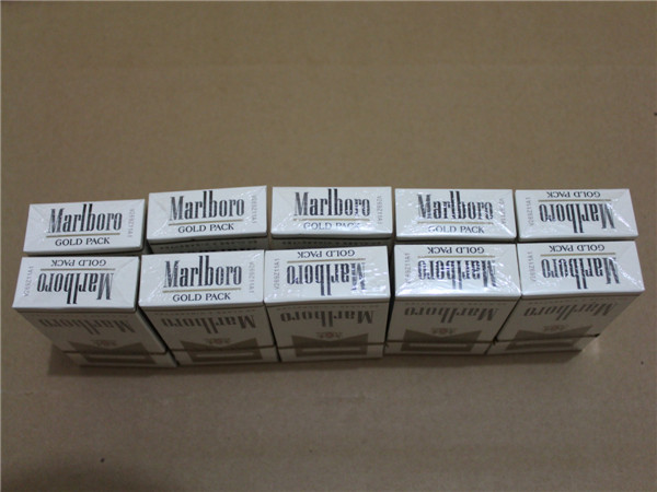 20 Cartons Marlboro Gold Come To Our Regular Cigarettes Cheap