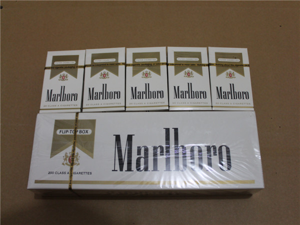 Online Outlet Marlboro Gold Regular Secure Shopping 40 Cartons Cigarettes
