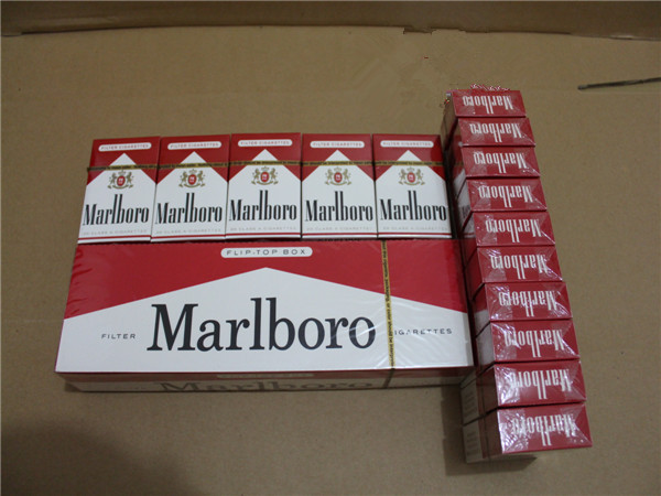 Clearance Marlboro Red Various Styles 16 Cartons Regular Cigarettes